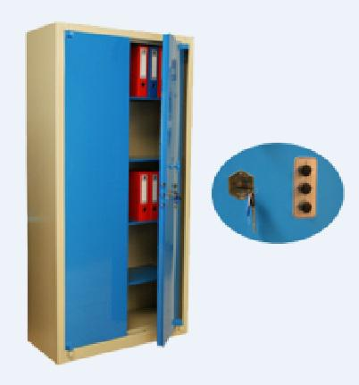 ARMOIRE  BLINDEE A 3 COMPTEURS